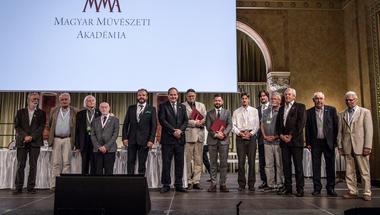 A Szentendrei Skanzen kapta idén a Magyar Művészeti Akadémia Aranyérmét