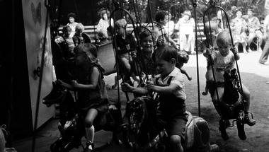 A hetvenes éveket idézi meg a szentendrei Skanzen majálisa