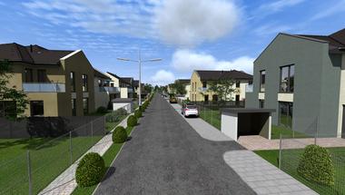 Ha még nem látta, milyen lesz az új lakópark a Vasúti villasoron, akkor kattintson!