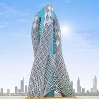 Fenntartható felhőkarcolók