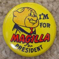 A gorilla választási programja