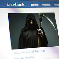 Halálunk után is maradunk a Facebookon?