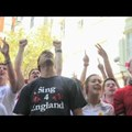 Shout For England - Hangolj zenével!