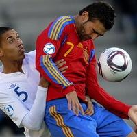 U21-es EB: Kezdésnek elmegy (Anglia - Spanyolo. 1-1)