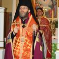 Dr. Orosz Atanáz Miskolci Püspök Exarcha áldása
