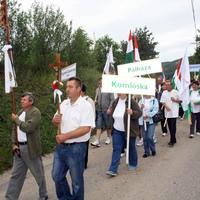 Engesztelő Zarándoklat képgaléria: Pálháza, Komlóska, Erdőhorváti, Tolcsva
