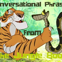 PHRASES FROM A JUNGLE BOOK SCENE - Hasznos ANGOL élőszóbeli kifejezések a Dzsungel Könyvéből