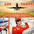 AIRPORT ENGLISH - reptéri angol kifejezéspárok