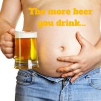MINÉL több sört iszol, ANNÁL... - The..., the...