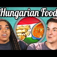 VIDEÓ ANGOL! Főzés magyarul, kóstolás angolul: HUNGARIAN FOOD TASTING - magyaros ételek és főzéssel kapcsolatos szókincs ANGOLUL - COOKING VOCABULARY