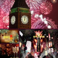 NEW YEAR'S QUIZ! - Brit-amerikai Szilveszteri Kvíz VIDEÓVAL!!