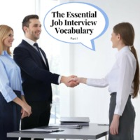 The essential JOB INTERVIEW VOCABULARY kit - Part I - Állásinterjú alapszókincs