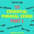 15 NÉLKÜLÖZHETETLEN PHRASAL VERB - ELSŐ RÉSZ - 15 Essential Phrasal Verbs - the BASICS! - Part 1