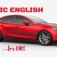 ANGOL alapszókincs KOCSIKhoz - BASIC ENGLISH for CARS and DRIVING - Part 1