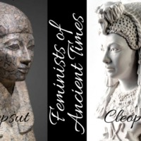 QUIZ: FEMINISTS of Ancient Times: CLEOPATRA or HATSHEPSUT?