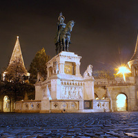 TOURISM IN BUDAPEST: WINE AND DINE AT FISHERMAN'S BASTION