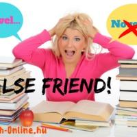 A 10 LEGGYAKRABBAN FÉLREÉRTETT ANGOL SZÓ - False Friends Part 1 - Ismerj rájuk!