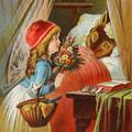 Piroska és a farkas ANGOLUL - MESÉK és szókincsbővítés