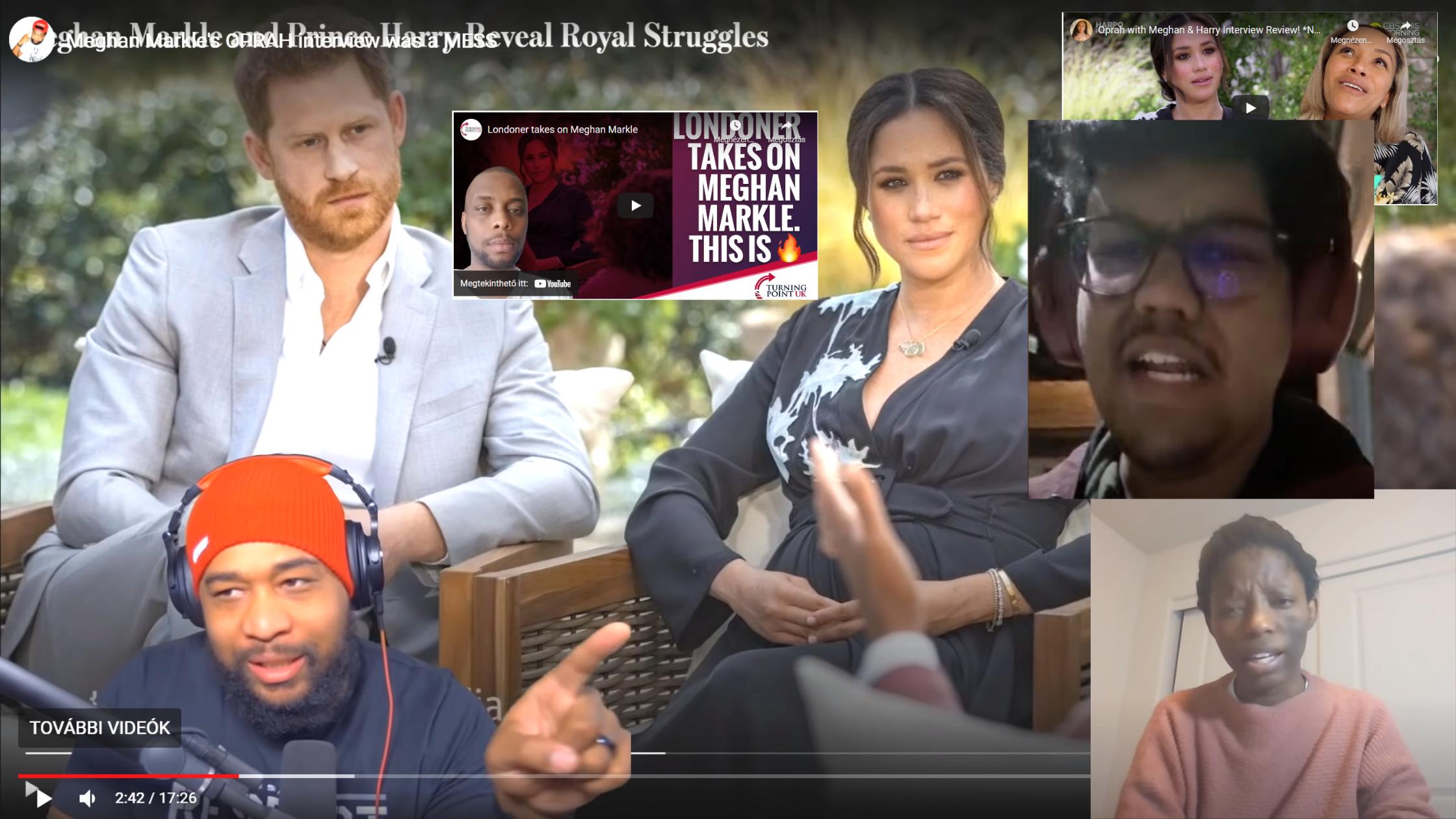 Színes bőrű állampolgárok Meghan hazugságai ellen: Világszerte kikérik maguknak Meghan Markle viselkedését a feketék és a többrasszúak