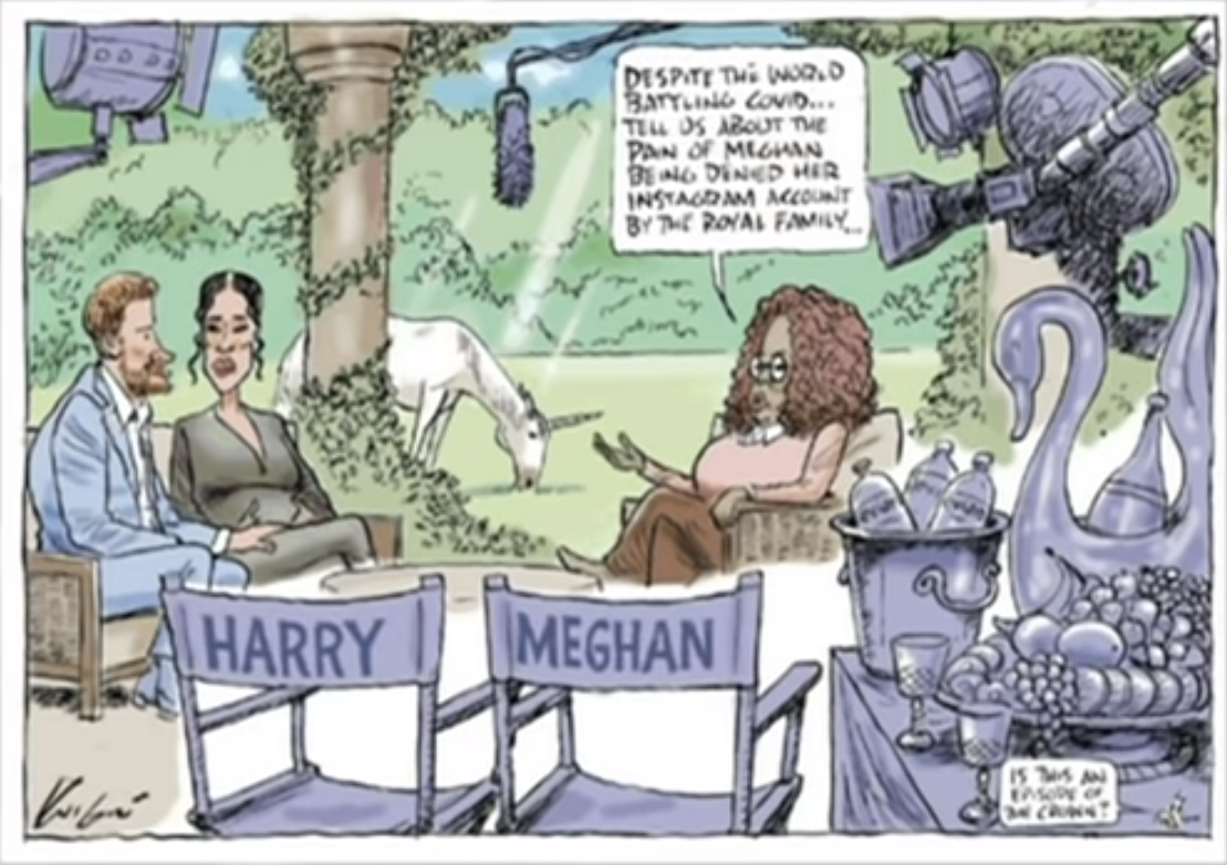 Megjelent a Meghan-Harry-Oprah-interjú magyar fordítása a YouTube-on!
