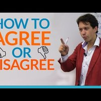 HOW TO AGREE AND DISAGREE