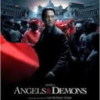 ANGELS AND DEMONS (audiobook)