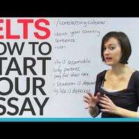 Homework - essay topics
