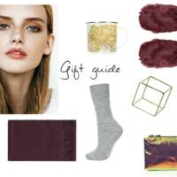 Gift guide I.