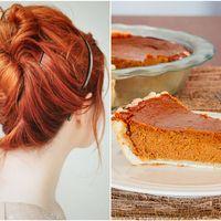 Hair meets cake