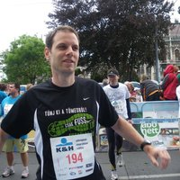 K&H olimpiai futónapok - félmaraton egyéni táv