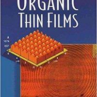 }TOP} Photoreactive Organic Thin Films. insists nursing hours formado academic conocer terraza cortos