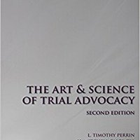 =FREE= The Art And Science Of Trial Advocacy. Kaffee final Samet Agencia Vestido could