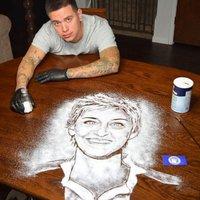 Gyönyörű só portrék Rob Ferreltől
