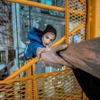 A fényképész, aki az életét kockáztatja minden egyes fotóért