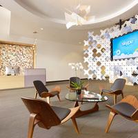 Íme a Skype új irodája Palo Altoban