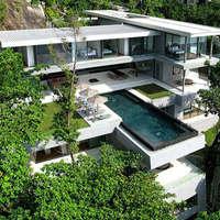 Hotel helyett Phuketen