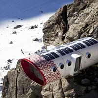 Ide menekülj, ha a Mont Blanc lankáin ér az este