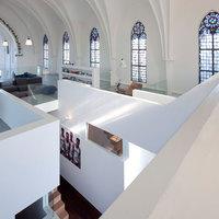 Esti ima előtt/helyett... templom-lakás Utrechtből