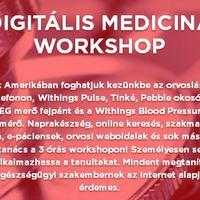 Digitális Medicina Workshop