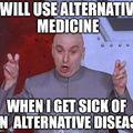 Alternatív gyógymódok a szokványos kezelés helyett fej-nyak rák esetén