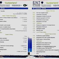 ENT Masterclass 2018 - Lausanne, Svájc