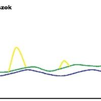 Krónikus melléküreggyulladással kapcsolatos panaszok grafikusan