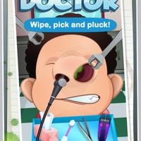 Fül- orr- gégészeti játék iPhone-ra