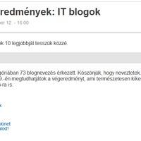 Nem nagyon zárt a Goldenblog/HVG rendszere