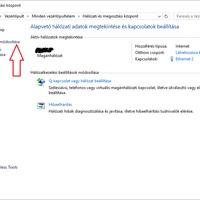DNS szerver csere Windows 10 alatt