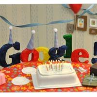 Boldog születésnapot Google!