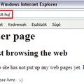 Internet 0.9 béta