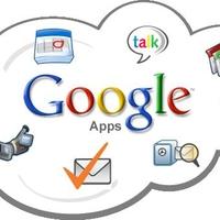 Google Apps riadó!
