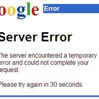 Állnak a Gmail rendszerek