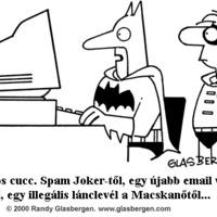 Offline spam statisztika
